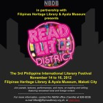 Read Lit District – Third Philippine International Literary Festival