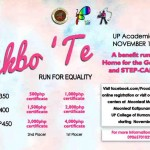 Takbo 'Te: Run for Equality