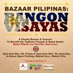Artisan Sellers Raise Relief Funds In 'BANGON VISAYAS!'