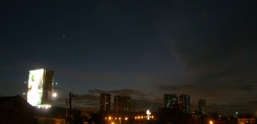Dusk, Bonifacio Global City