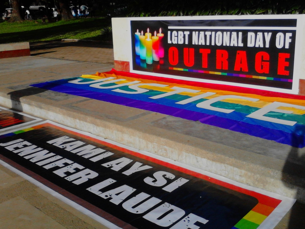 LGBT National Day of Outrage