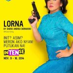 Putukan at poetic shit: A review of Lorna.