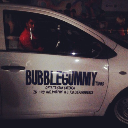 Bubblegummy
