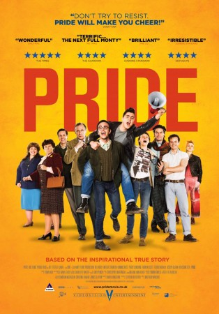 Pride (2014) movie poster