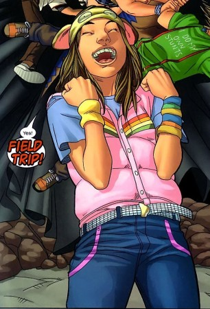 Molly Hayes (Runaways No.9)