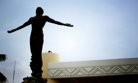 Oblation in UP Mindanao