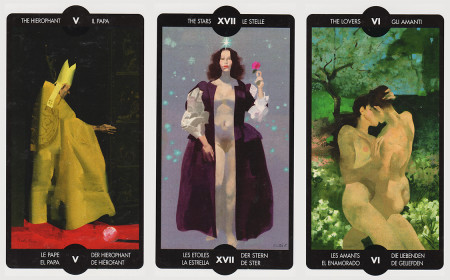 Weekly Tarot Reading - 20151005