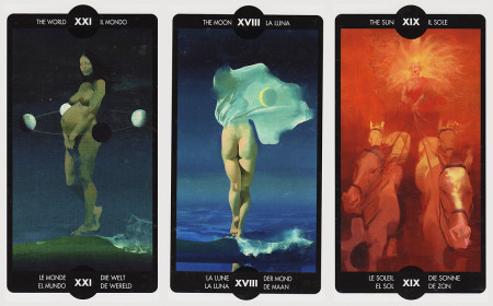 Weekly Tarot Reading - 20151012