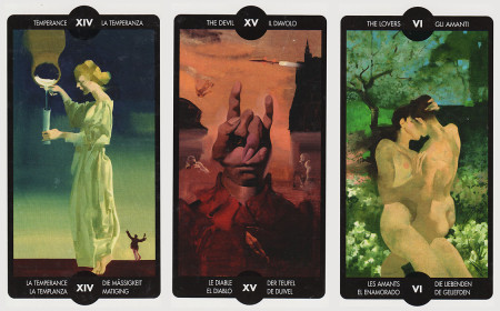 Weekly Tarot Reading - 20151020